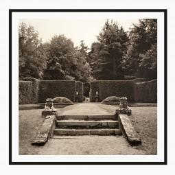 "Photograph ""Brussels Garden Steps"", Belgium by Dale Goffigon"