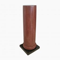 Italian Faux Porphery Column