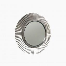 Titanium Mirror From Rolls Royce Engine Fan