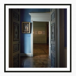 """Photograph """"Ingres Blue Hall"""", by Dale Goffigon"""