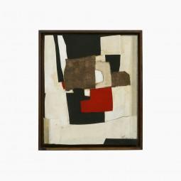 Abstract Collage by Edoardo Menini