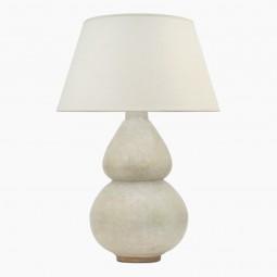 Thai Stoneware Lamp