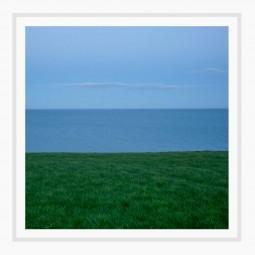 """Color Photograph entitled """"Celtic Sea"""" by Dale Goffigon"""