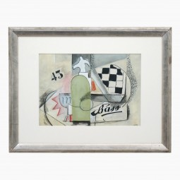 Abstract Still Life Painting