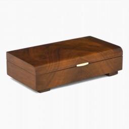 Art Deco Walnut Box