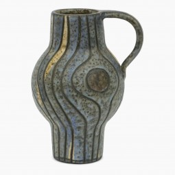 Dutch Stoneware Pitcher