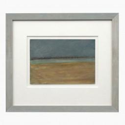 Oil Pastel Landscape by Maurice Morel