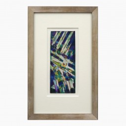 Abstract Watercolor by Maurice Morel