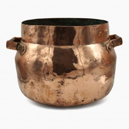 Large French Copper Pot