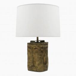 Bronze Figural Table Lamp