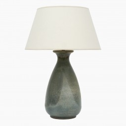 Large Blue/Green Table Lamp