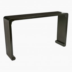 Chinese Elm Waterfall Console Table