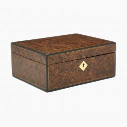 Palm Wood Box