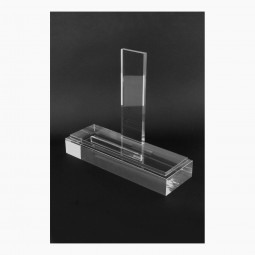 Lucite Table Top Art Easel (Large)