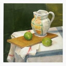 Still Life Painting by Lynn Staley