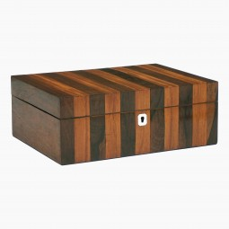 Rosewood and Sapele  English Box