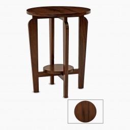 Circular Rosewood Table