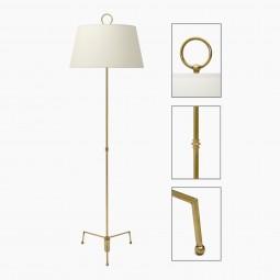 Brass Standing Lamp