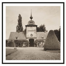"Photograph ""Castle Stables near Antwerp"" by Dale Goffigon"