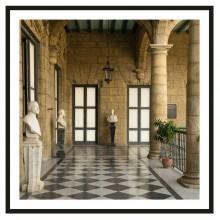 Photograph Palacio de Los Capitaines Generales, Havana, Cuba, by Dale Goffigon