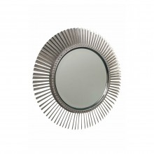 Titanium Mirror From Rolls Royce Engine Fan
