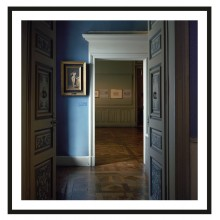 "Photograph ""Ingres Blue Hall"", by Dale Goffigon"