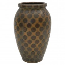 Large Scale Ceramic Vase by Zaccagnini