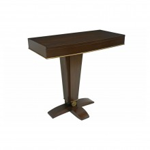 Rosewood Art Deco Console Table