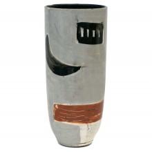 Abstract Motif Studio Art Vase