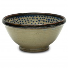 French Stoneware Bowl