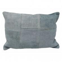 Rectangular Cushions from Antique Cotton Kilim