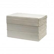 Set of Three White Paper Books