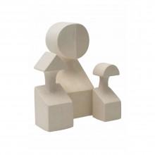 """""""The Muses"""" Ceramic Sculptures"""
