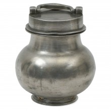 French Pewter Soupiere
