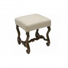 French 18th Century Os de Mouton Bench