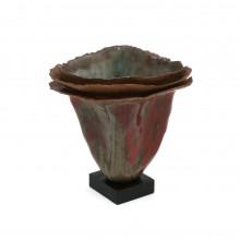 Hand Built Stoneware Vase