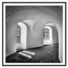 Photograph of Copenhagen Tower by Robert Carey