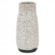 Dutch Crackle Stoneware Vase