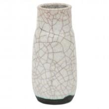 Dutch Crackle Stoneware Vase