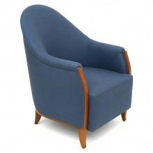 French Walnut Arm Chair