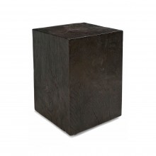 Square Wood Pedestal