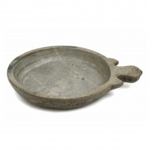 Large Round Marble Bowl