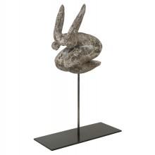 Figural Swimmer Sculpture by Cristelle Berberian