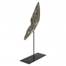 Figural Diving Sculpture by Cristelle Berberian