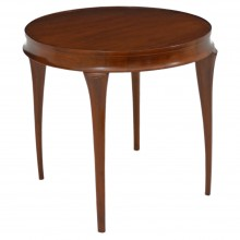 French Circular Cherry Table