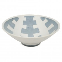 Blue and White Porcelain Bowl