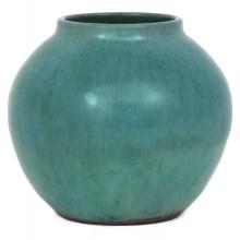 Turquoise Ceramic Vase