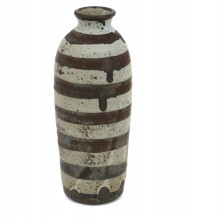 Stoneware Bottle Vase
