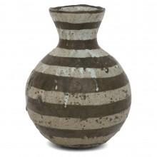 Stoneware Studio Vase