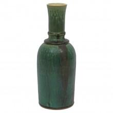 Stoneware Dan Saultman Bottle Vase